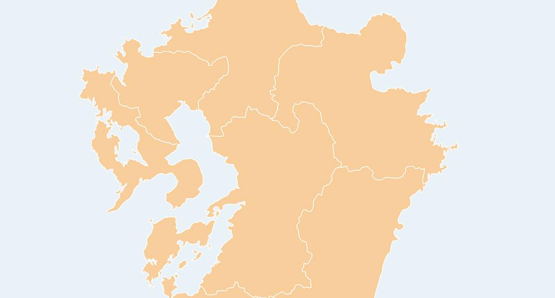 九州地方画像