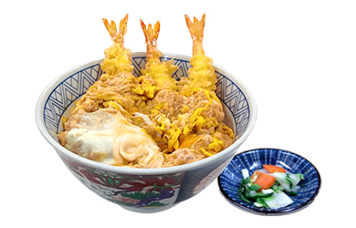 名古屋海老天丼